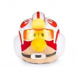 Peluche Luke Skywalker Angry Birds Star Wars 13cm