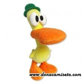 Peluche Pato Pocoyo 23cm