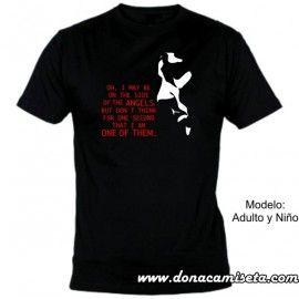 Camiseta mc Sherlock perfil