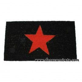 Felpudo Estrella roja