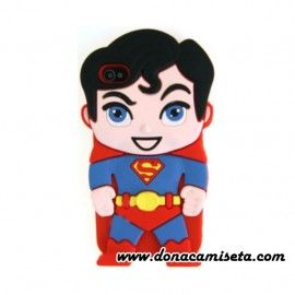 Funda Iphone 4 y 5 Superman