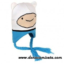 Gorro Finn el Humano (Adventure time)