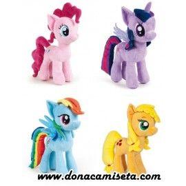Peluches Mi Pequeño Pony 40cm