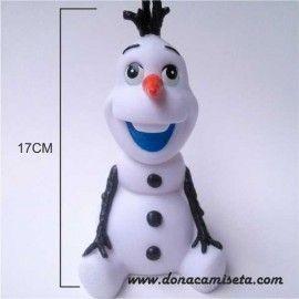 Hucha Olaf Frozen 17cm