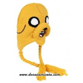 Gorro Jake el perro (Adventure Time)