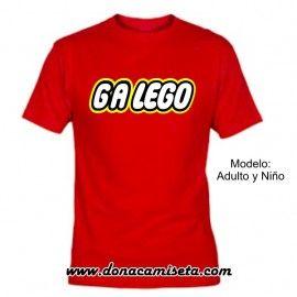 Camiseta Galego