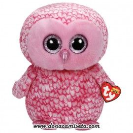 Peluche Buho Pinky Pink 40cm