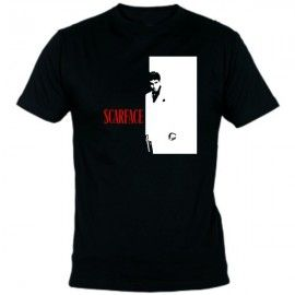 Camiseta MC Unisex Scarface