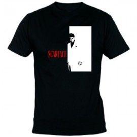 Camiseta MC Unisex Scarface