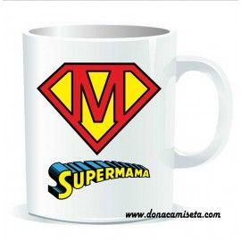 Taza SuperMamá