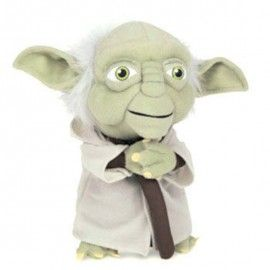 Peluche Yoda - Star Wars 25cm