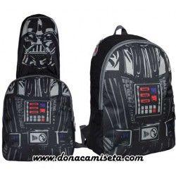 Mochila capucha Darth Vader (Star Wars)