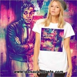 Camiseta Cantinflas colores