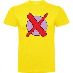 Camiseta xabarin logo antiguo