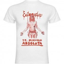 Camiseta MC Extremoduro Yo minoria absoluta