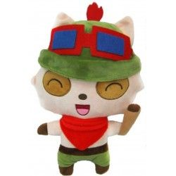 Peluche Teemo 25cm (League of Legends)