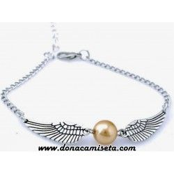 Pulsera bola Quidditch (Harry Potter)