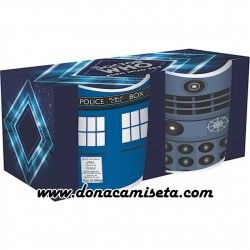 Doctor Who Pack de 2 Mini Tazas