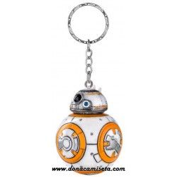 Llavero Robot BB8 Star Wars