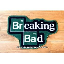 Alfombra Breaking Bad logo