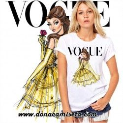 Camiseta Bella Vogue