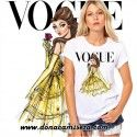 Camiseta Bella Vogue