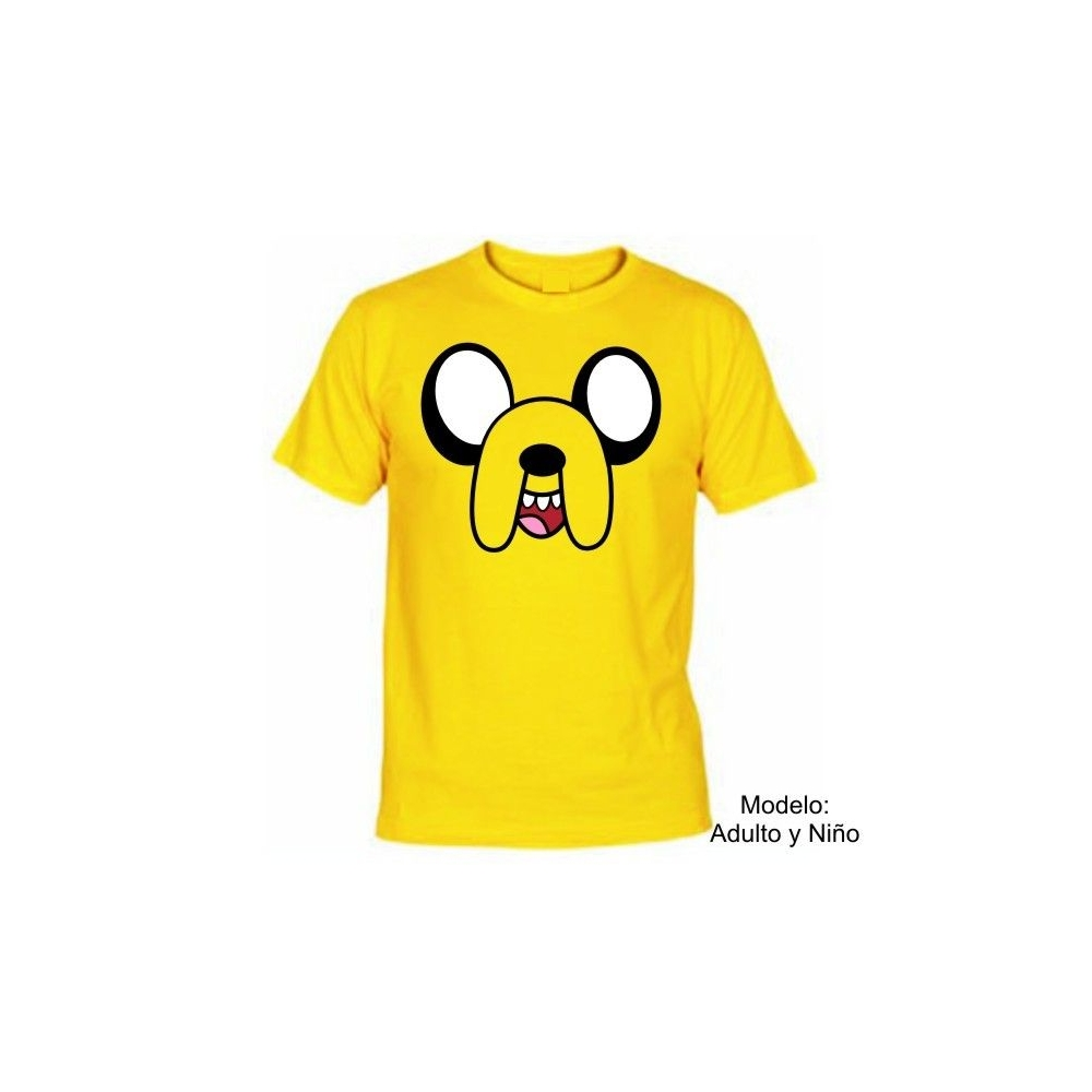 Camiseta jake hora de aventuras thecheapjerseys Images