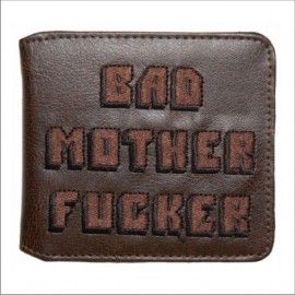 "Cartera Pulp Fiction ""Bad Mother Fucker"""