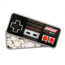 Caramelos menta Nintendo Controller