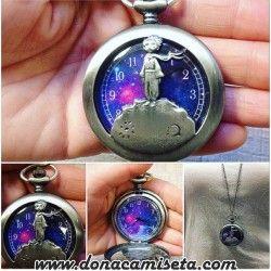 Reloj de bolsillo El Principito