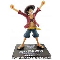 Figura One Piece New World - Monkey D. Luffy