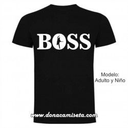 Camiseta Bruce Springsteen Boss