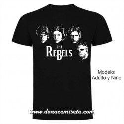 Camiseta The Rebels Star Wars
