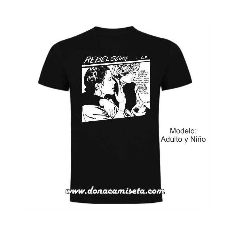 Camiseta Rebel Scum Star Wars 5f2eb0f1e86fd