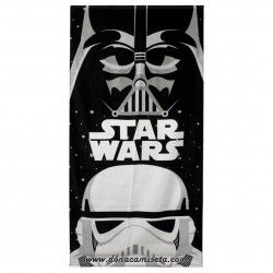 Toalla Star Wars Darth Vader y Trooper
