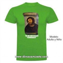 Camiseta MC Unisex Ecce Homo