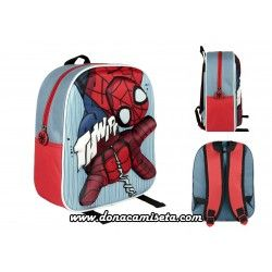 Mochila 3D Spiderman