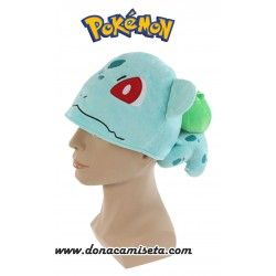 Gorro pokemon Bulbasaur