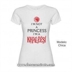 Camiseta MC I´m Khaleesi
