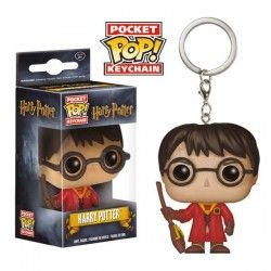 LLavero Funko Pop Harry Potter Quidditch