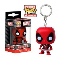 LLavero Funko Pop Deadpool