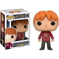 Figura Funko Pop HP Ron H Sweter