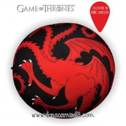 Cojin antiestrés Targaryen