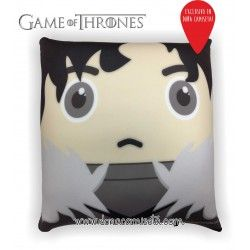 Cojin antiestrés Jon Snow