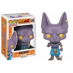 Figura Funko Pop Dragon Ball Beerus