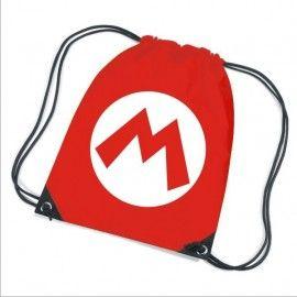 Mochila Cordón Super Mario Logo M