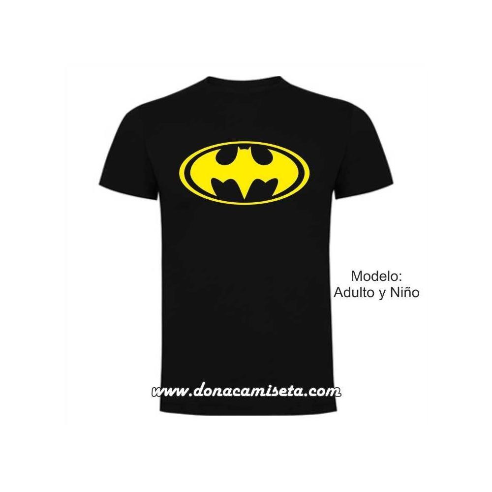 Camiseta logo Batman 948195a628461