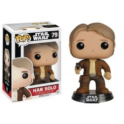 Figura Funko Pop Star Wars Han Solo 79