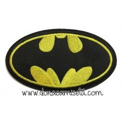 Parche Bordado logo Batman