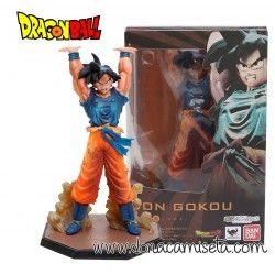 Figura Dragon Ball Goku Battle Genki Dama